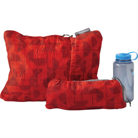 Therm-a-Rest Compressible Pillow small red print